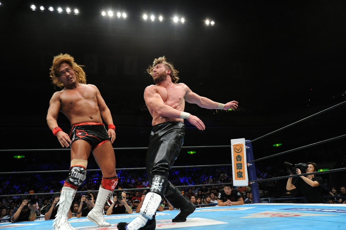 AXS TV Set to Premiere New Japan Pro Wrestling G1 Climax 26 Tournament Starting March 10